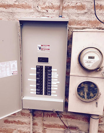 The Cost of Replacing an Electrical Panel / Breaker Box in Tucson