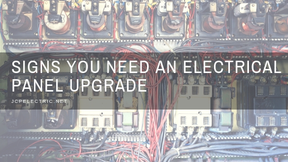 Signs You Need an Electrical Panel Upgrade